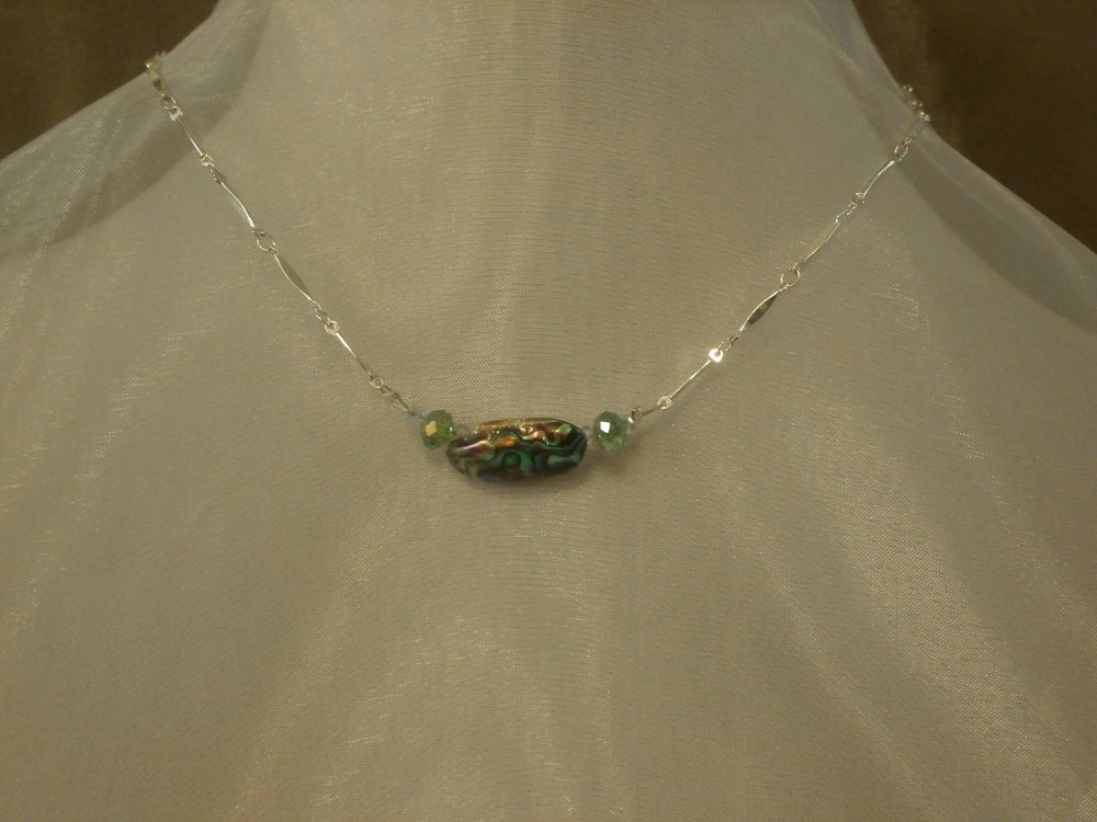 Image of Abalone and Chain