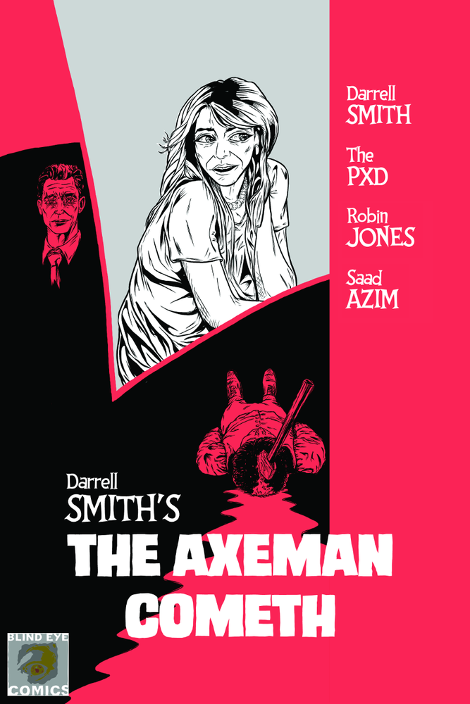 Image of The Axeman Cometh Printed Copy $3.99