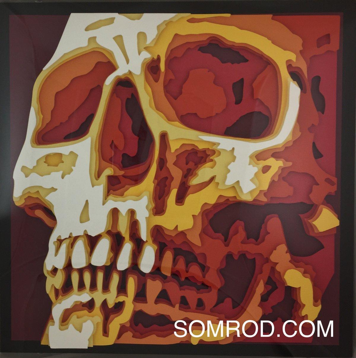 Image of Skull (Fire)