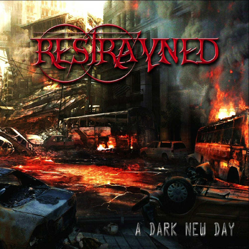 Image of A Dark New Day CD