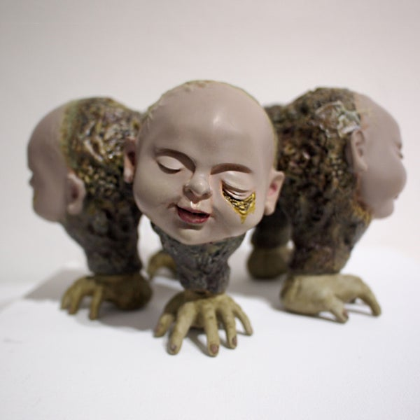 Image of Tebamotochan Drumstick Baby: Tanavit Rot Edition