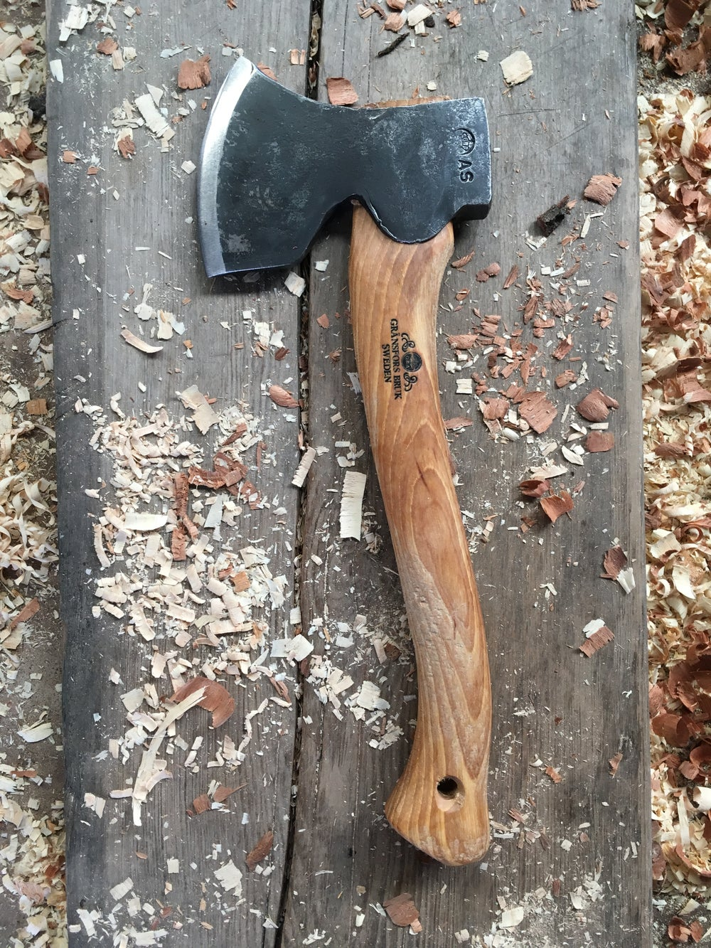 Image of Gränsfors Bruk Swedish Carving Axe