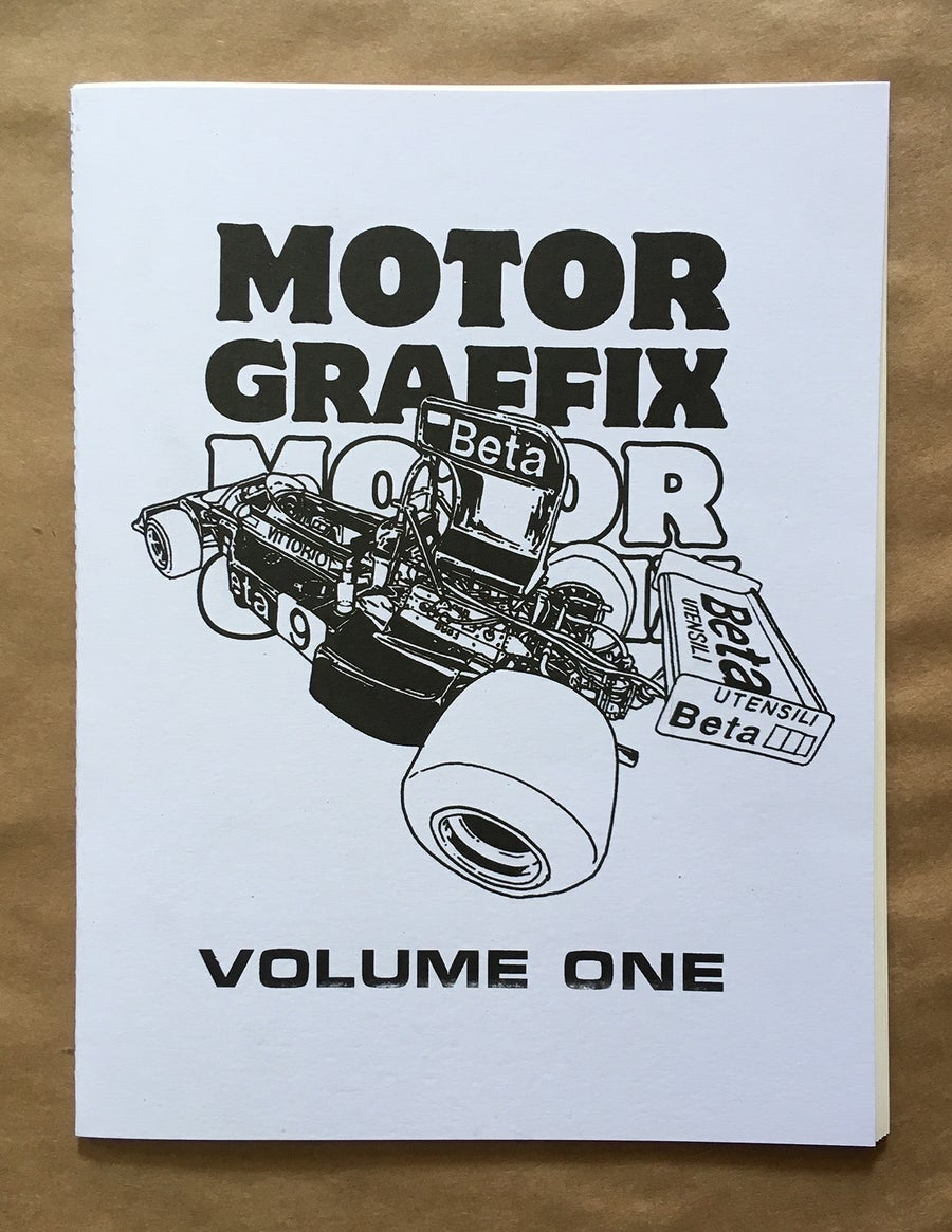 Image of Motor Graffix volume 1
