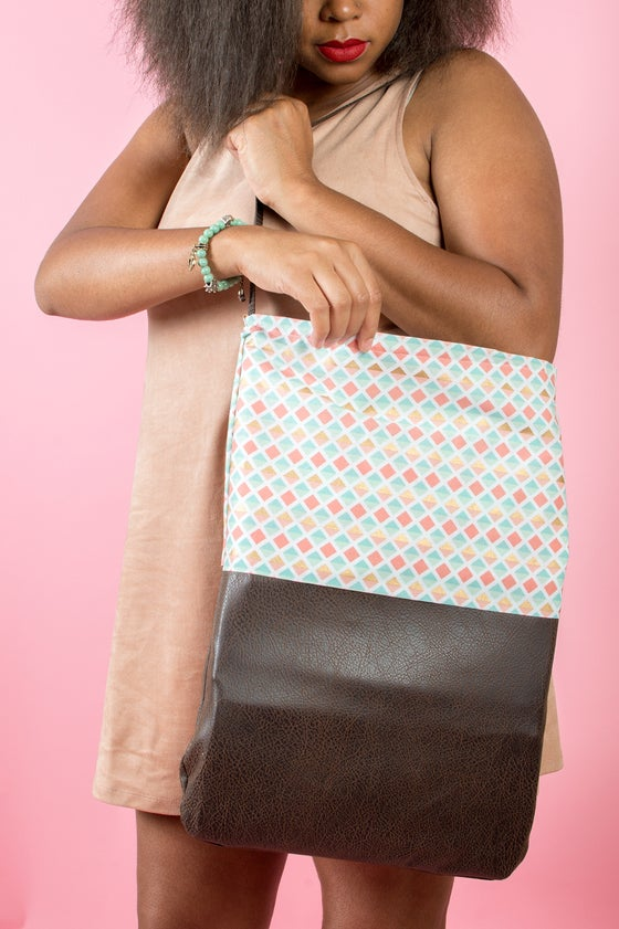 Image of Diamond Tote Bag