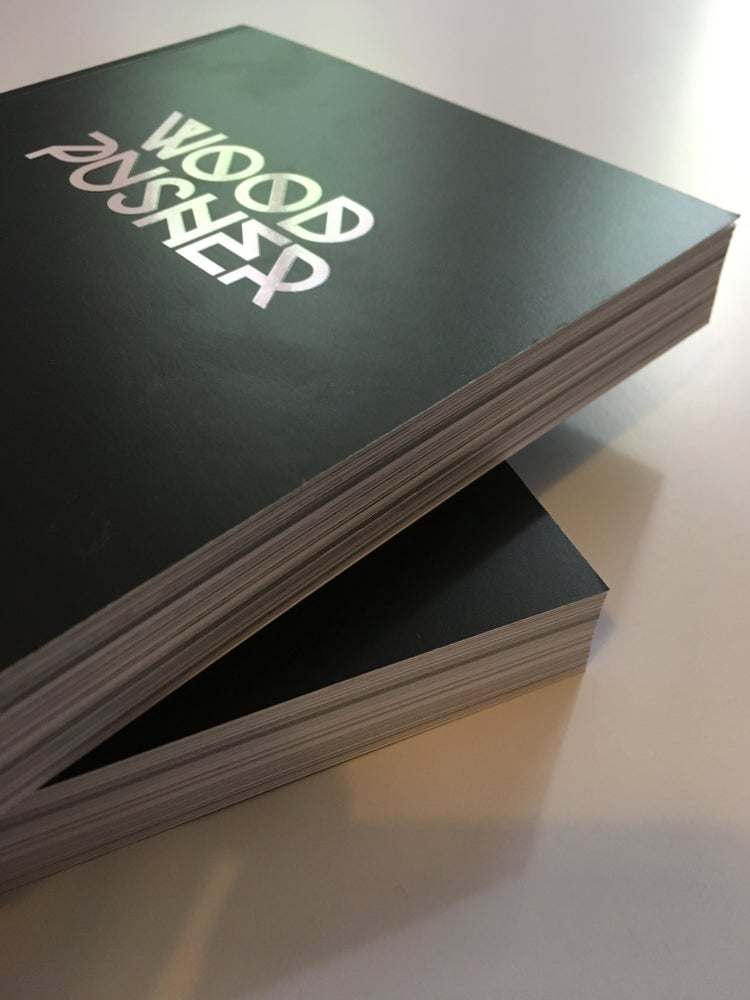 Image of Wood Pusher Issue One