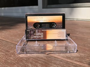 Image of Hills and Windows Cassette Tape