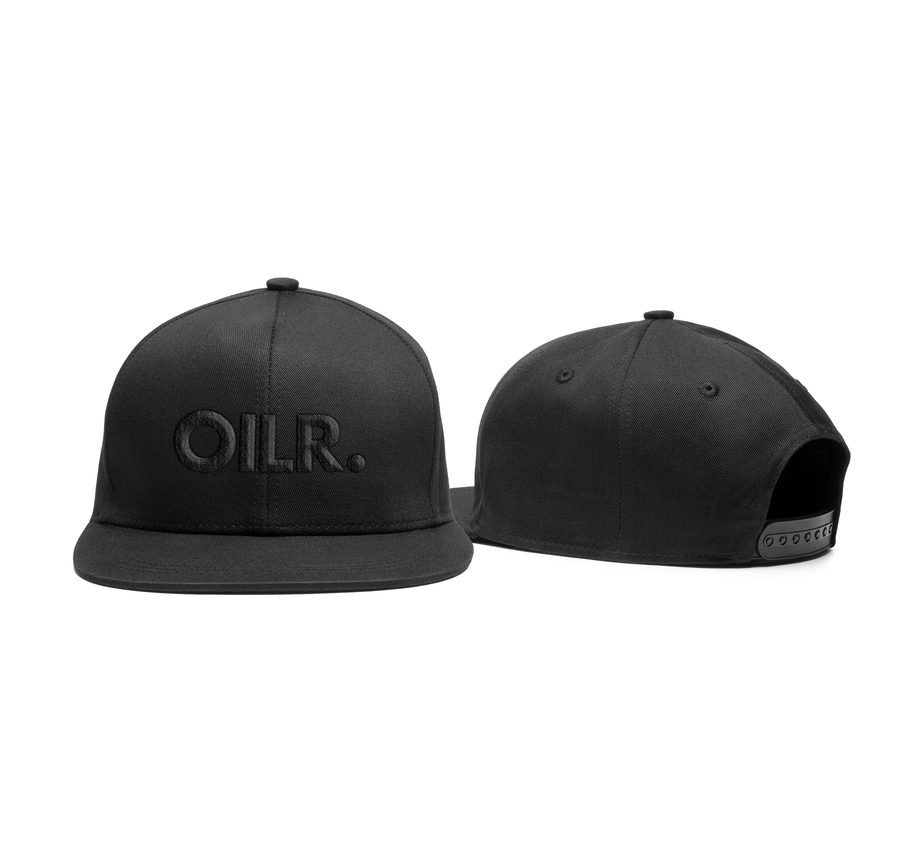 Image of OILR. Hat Blk