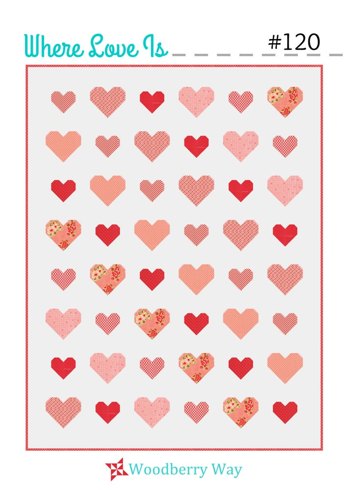 Image of Where Love Is PDF Pattern