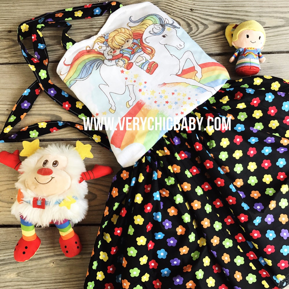 Image of Rainbow Brite Dress