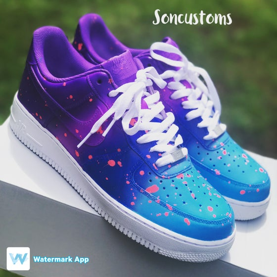 sports shoes 39d54 823e9 Image of Dirty Sprite Airforce 1