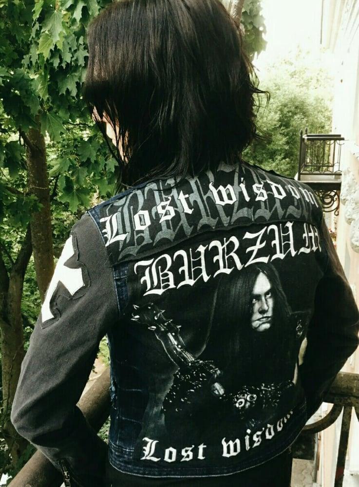 Image of Burzum 666 Jacket