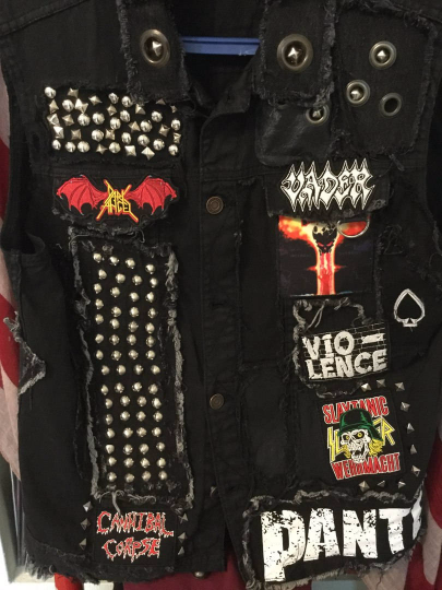 Image of Death Metal Vest