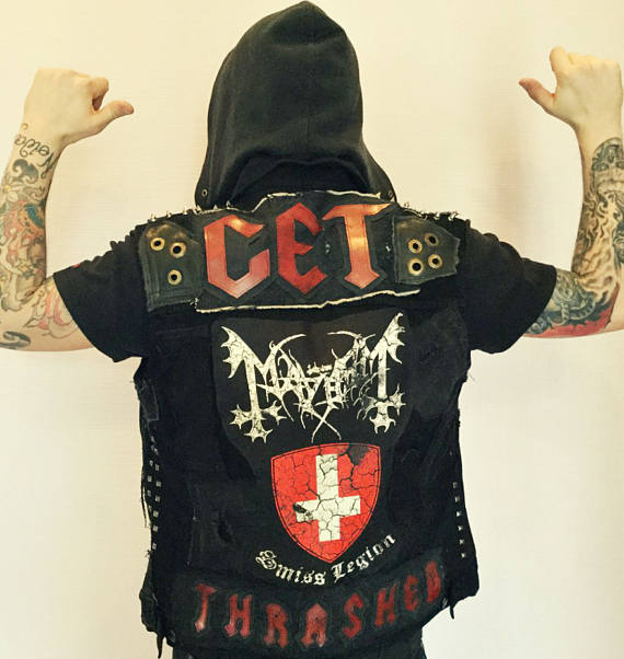 Image of Get Thrashed Vest