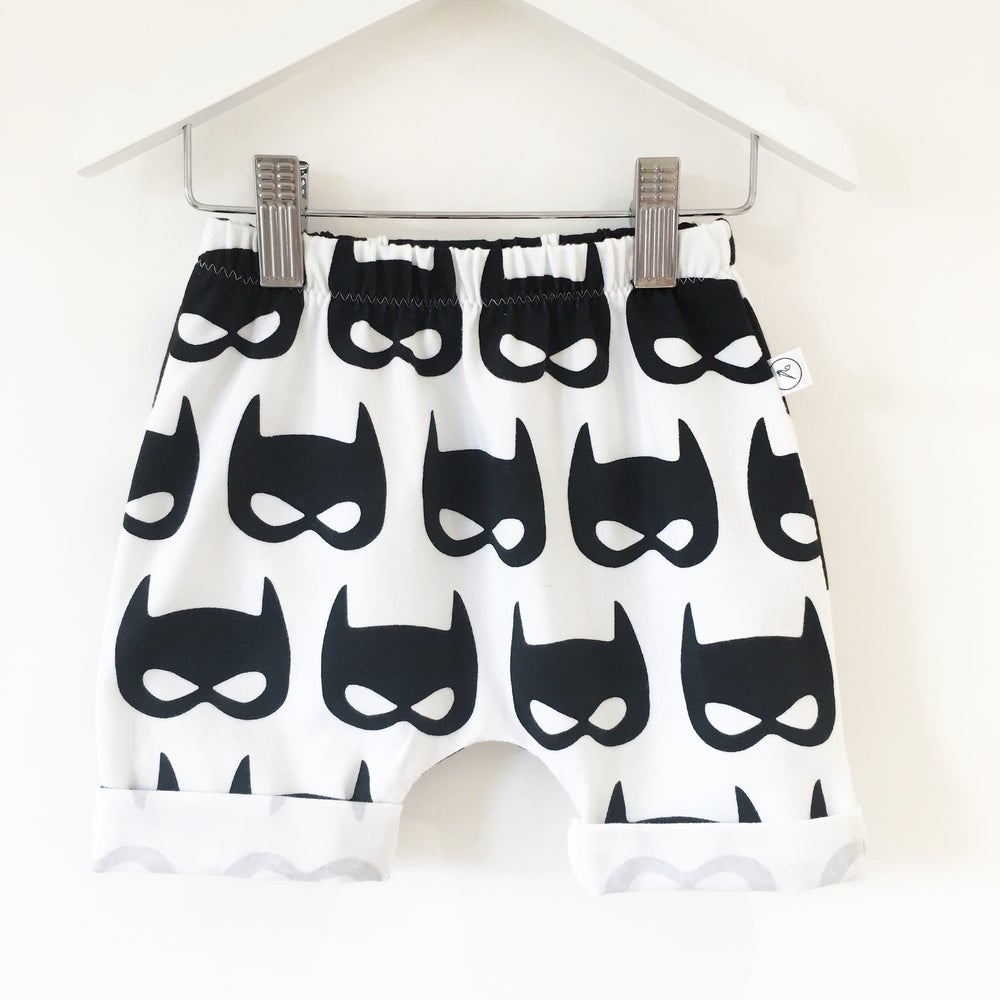Image of Bat Mask Shorts