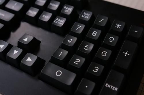 Image of MAXKEY SA Double-Shot Keycaps R2