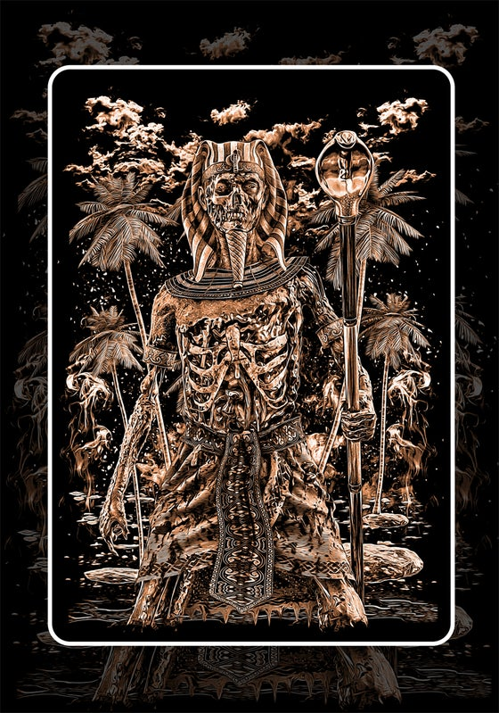 Image of DEAD EGYPT PRIEST