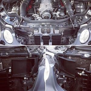 Projectb5 Pb5 Mercedes W211 E55 Intake Scoops