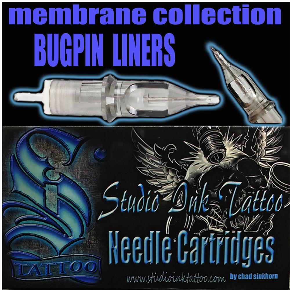 Image of Membrane BUGPIN LINER