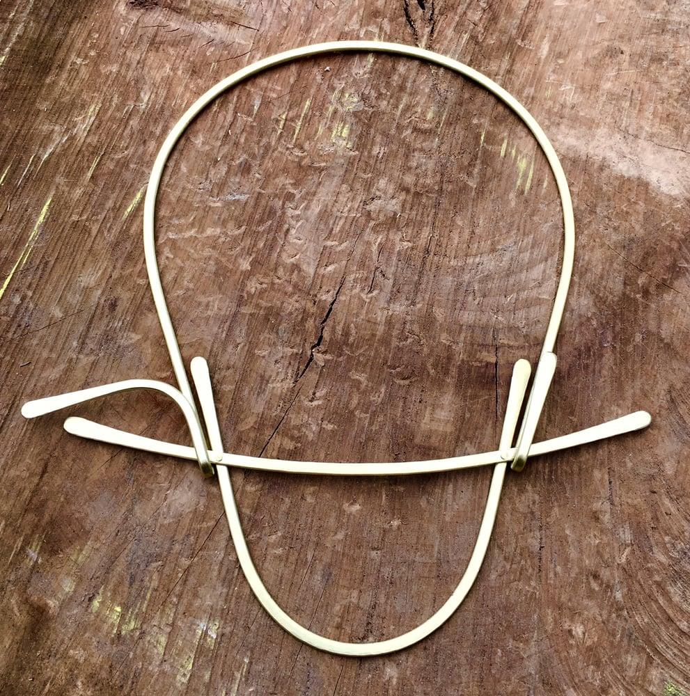 Image of Maxilla/Mandible/Zygomatics Necklace