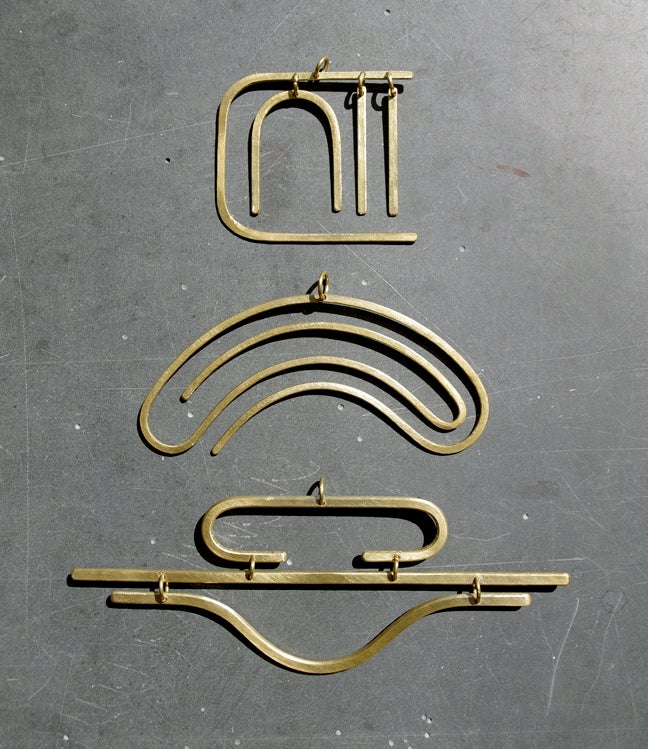 Image of Glyph Pendants