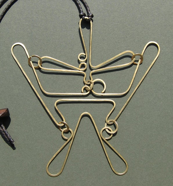 Image of Adrenaline Necklace