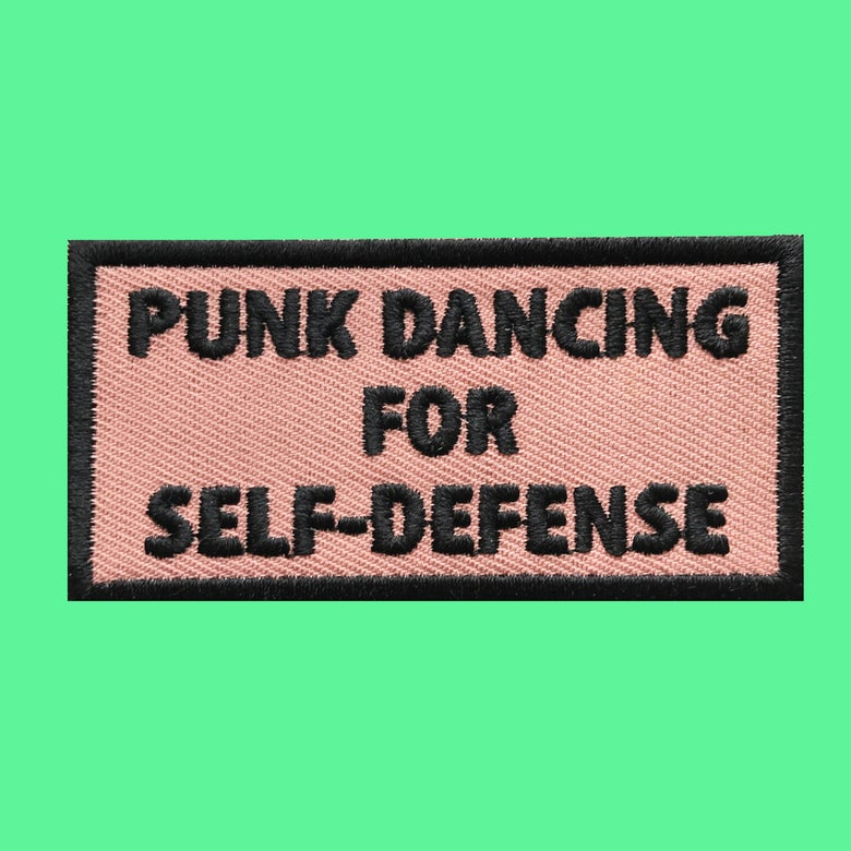 Image of Punk Dancing Patch
