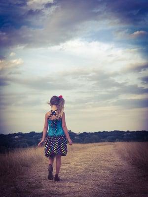 Image of Rainbow Brite Dress