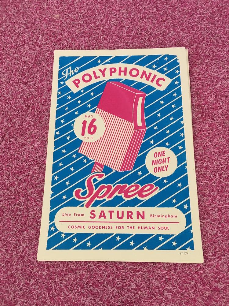 Image of Saturn Birmingham, AL Poster