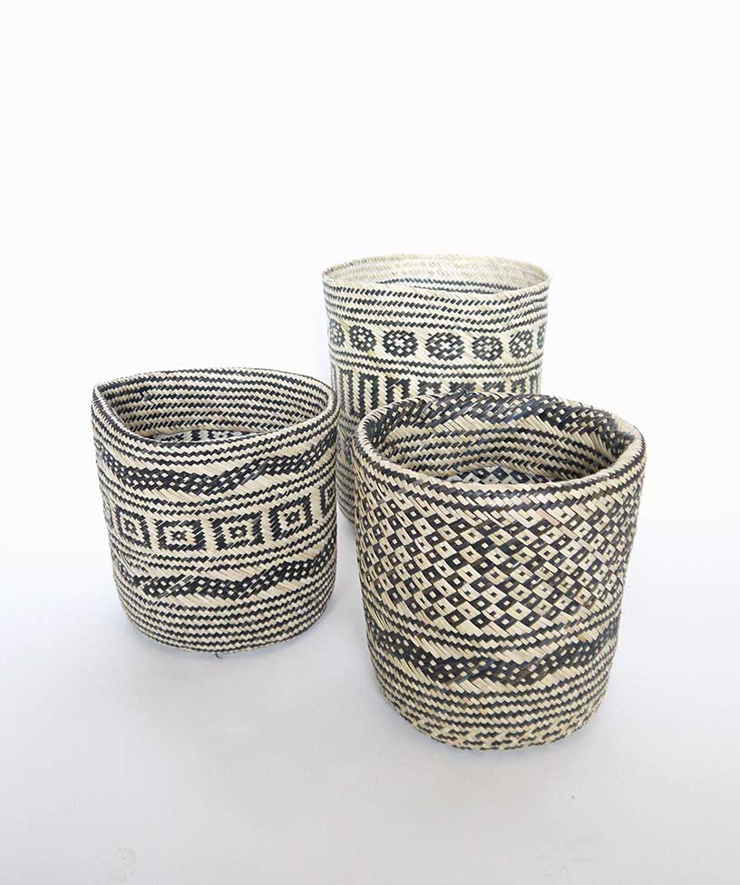 Image of Bali baskets