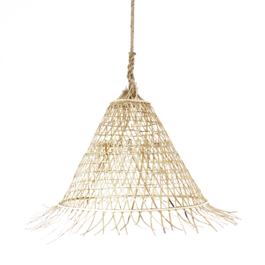 Image of Mykonos Natural Pendant Shade