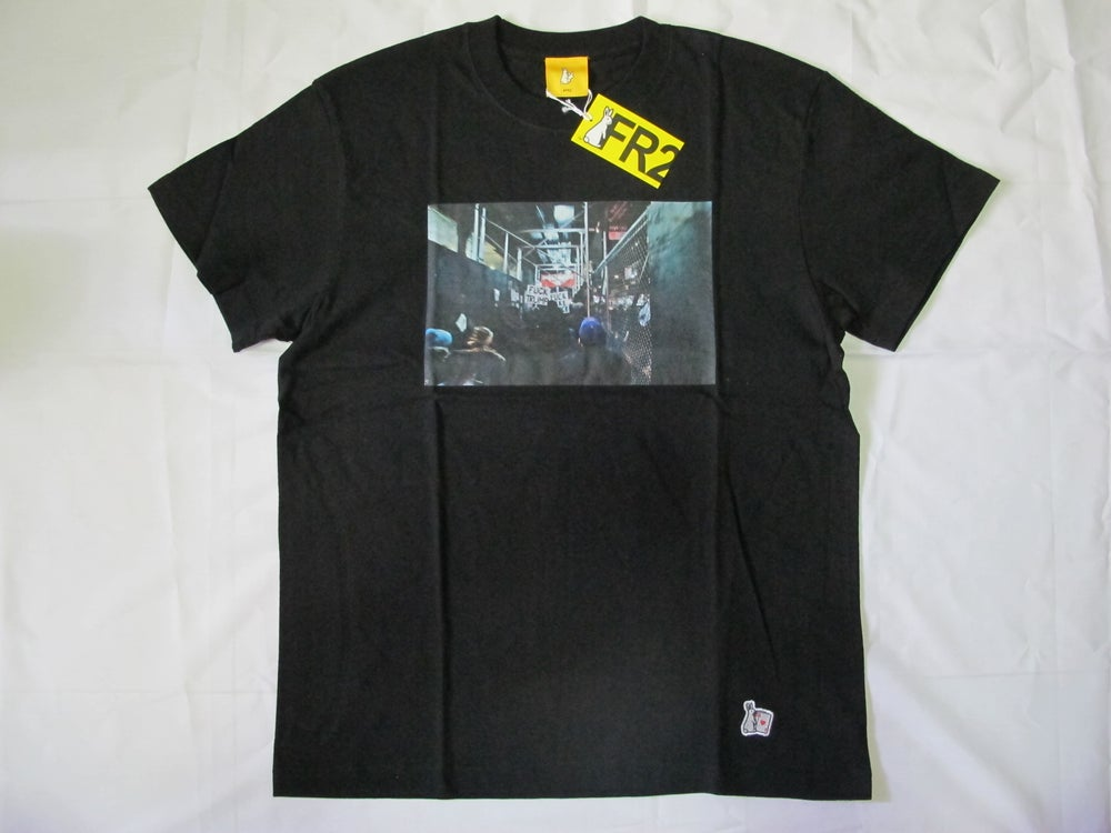 Image of Fxxking Rabbit FR2 - 'Photo' Tee (Black)