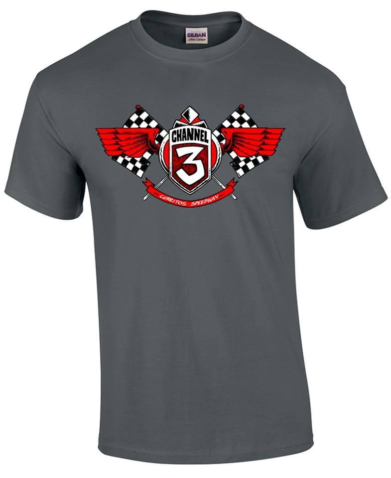Image of CH3 Cerritos Speedway Tee