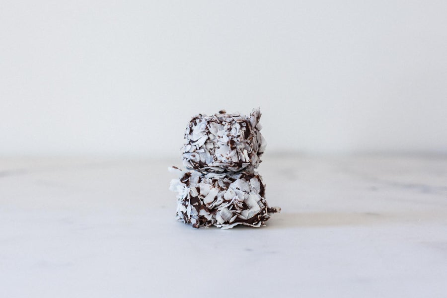 Lamington Marshmallows