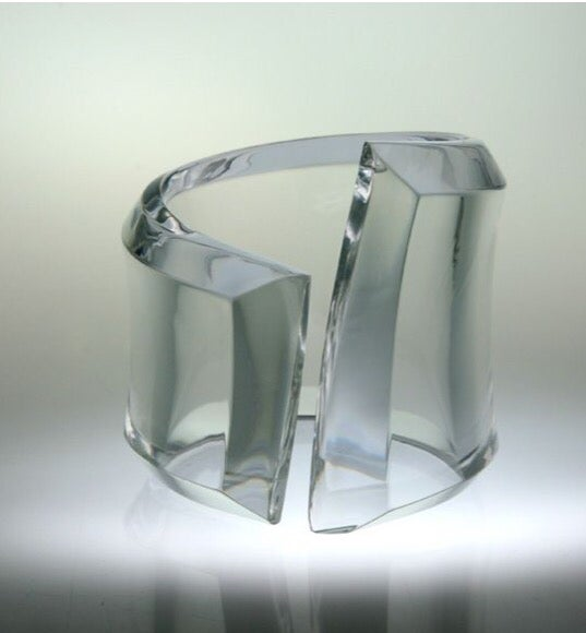 Image of Zahr Bangle Clear