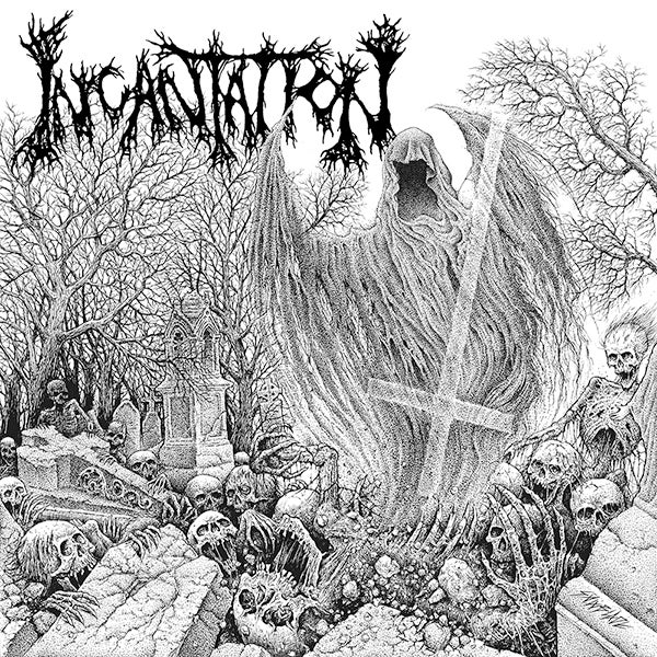 "Image of INCANTATION "" Rotting Spiritual Embodiment "" CD"