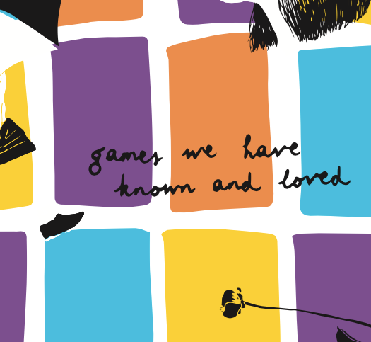 Image of Games We Have Known and Loved - physical zine