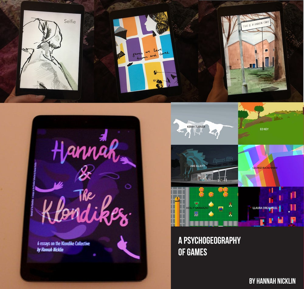 Image of Digital Zine Bundle - All the zines.