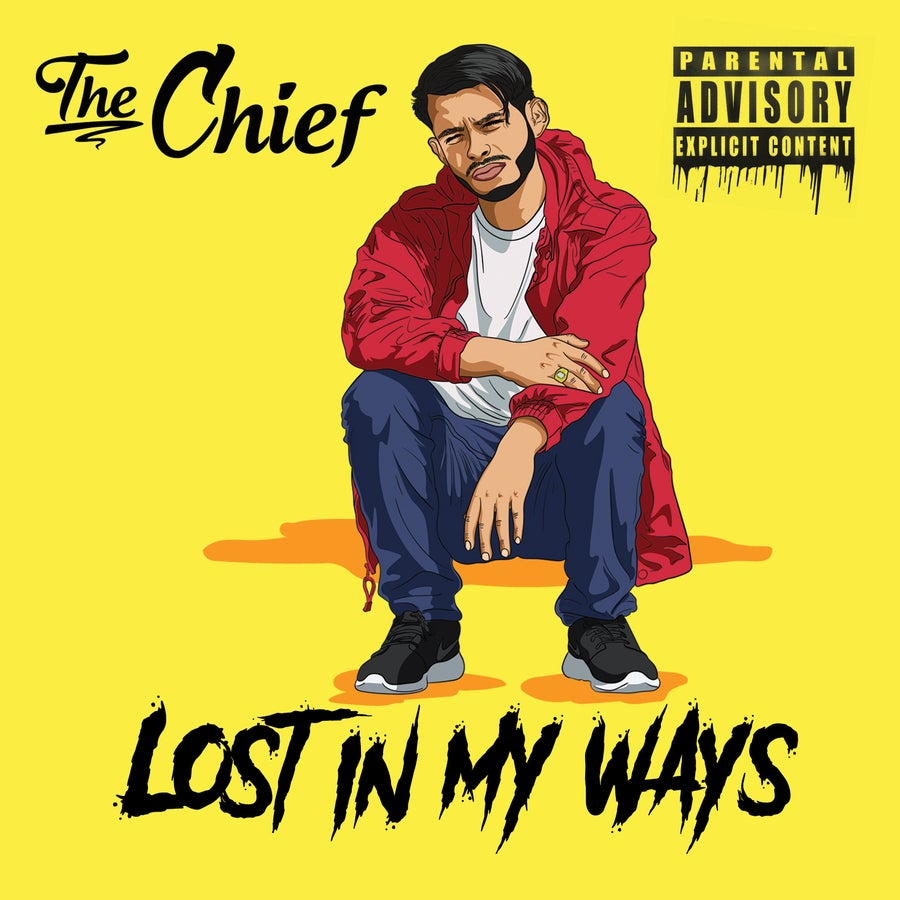Image of Lost in My Ways Hard Copy CD + More