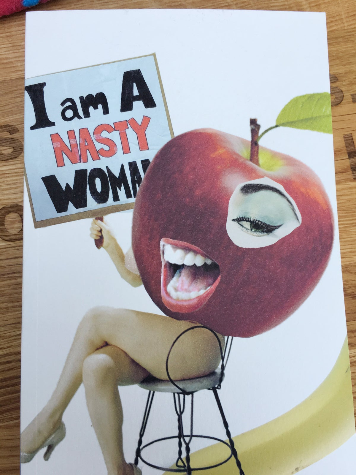 Image of Nasty Woman Notebook