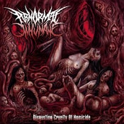 "Image of CD ""Disgusting Cruelty Of Homicide"" REMASTERED"