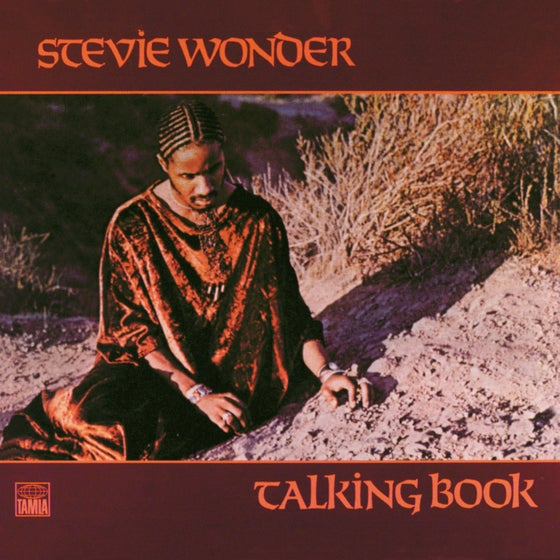 Image of STEVIE WONDER | TALKING BOOK