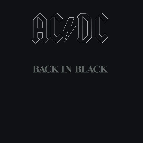 Image of ACDC | BACK IN BLACK