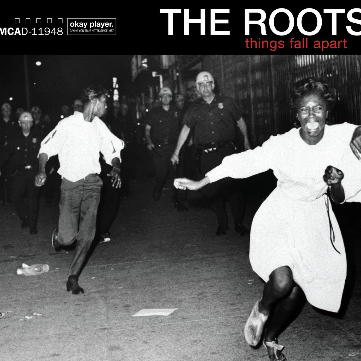 Image of THE ROOTS | THINGS FALL APART