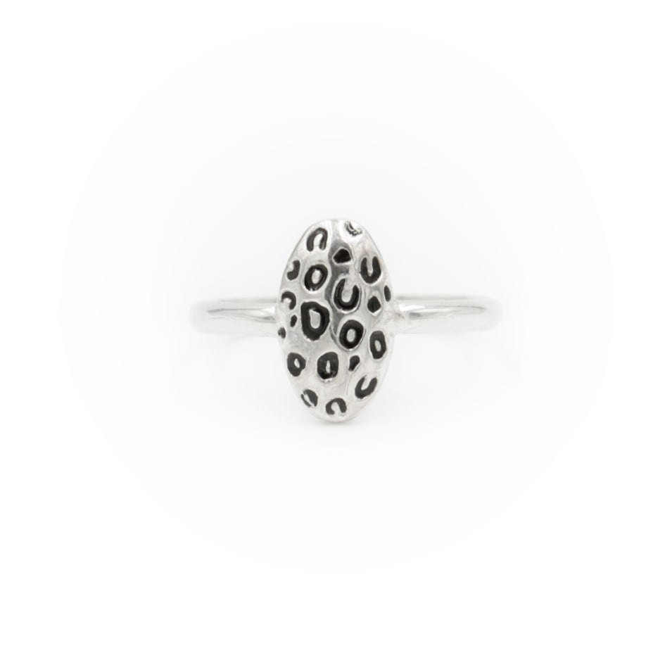 Image of Snow Leopard Mood Ring
