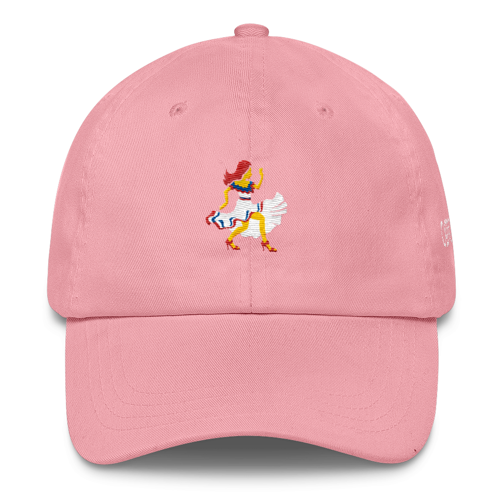 Image of Farolito Emoji Polo Hat