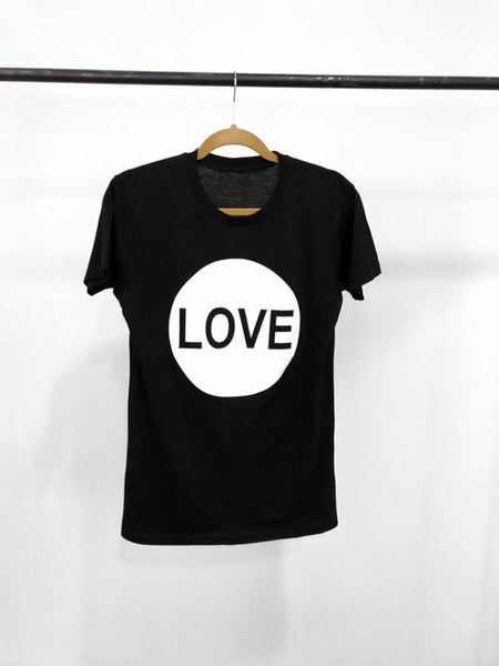 Image of Circle Love (Black)