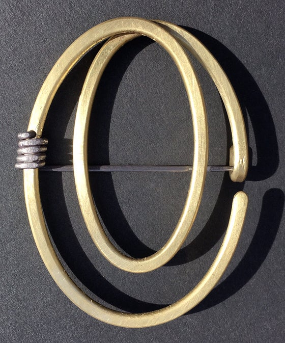 Image of Orbit Brooch