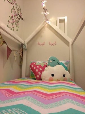 Image of House Bed / Montessori Floor Bed