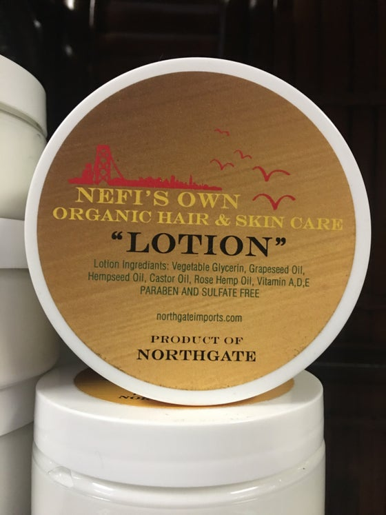 Image of Nefi's Own Lotion