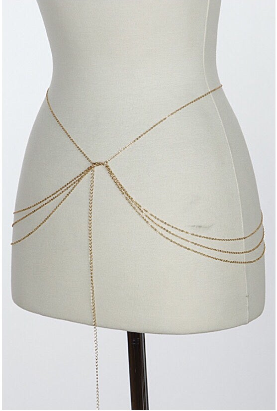 "Image of ""Laney"" waist chain"